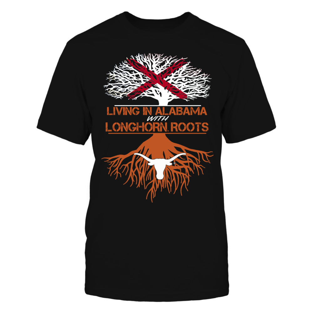 Texas Longhorns - Living Roots Alabama Front picture