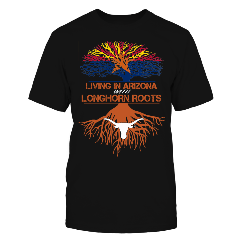 Texas Longhorns - Living Roots Arizona Front picture