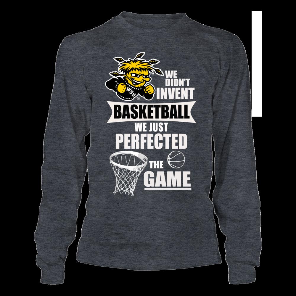 Wichita State University Apparel - Shocker Basketball Front picture