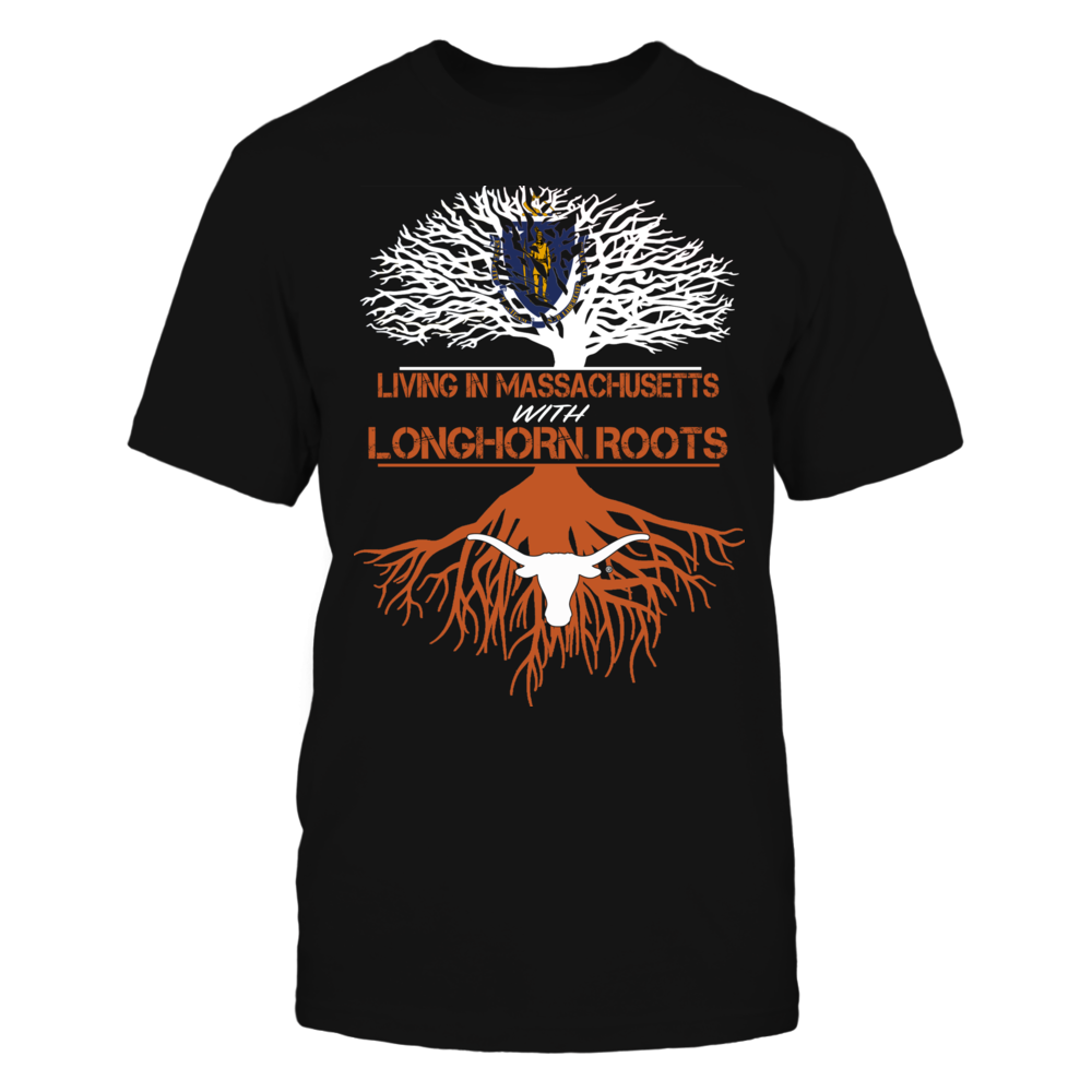 Texas Longhorns - Living Roots Massachusetts Front picture