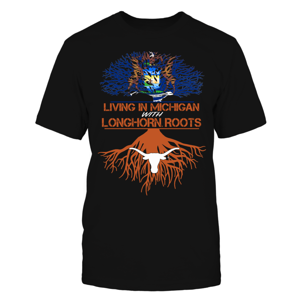 Texas Longhorns - Living Roots Michigan Front picture