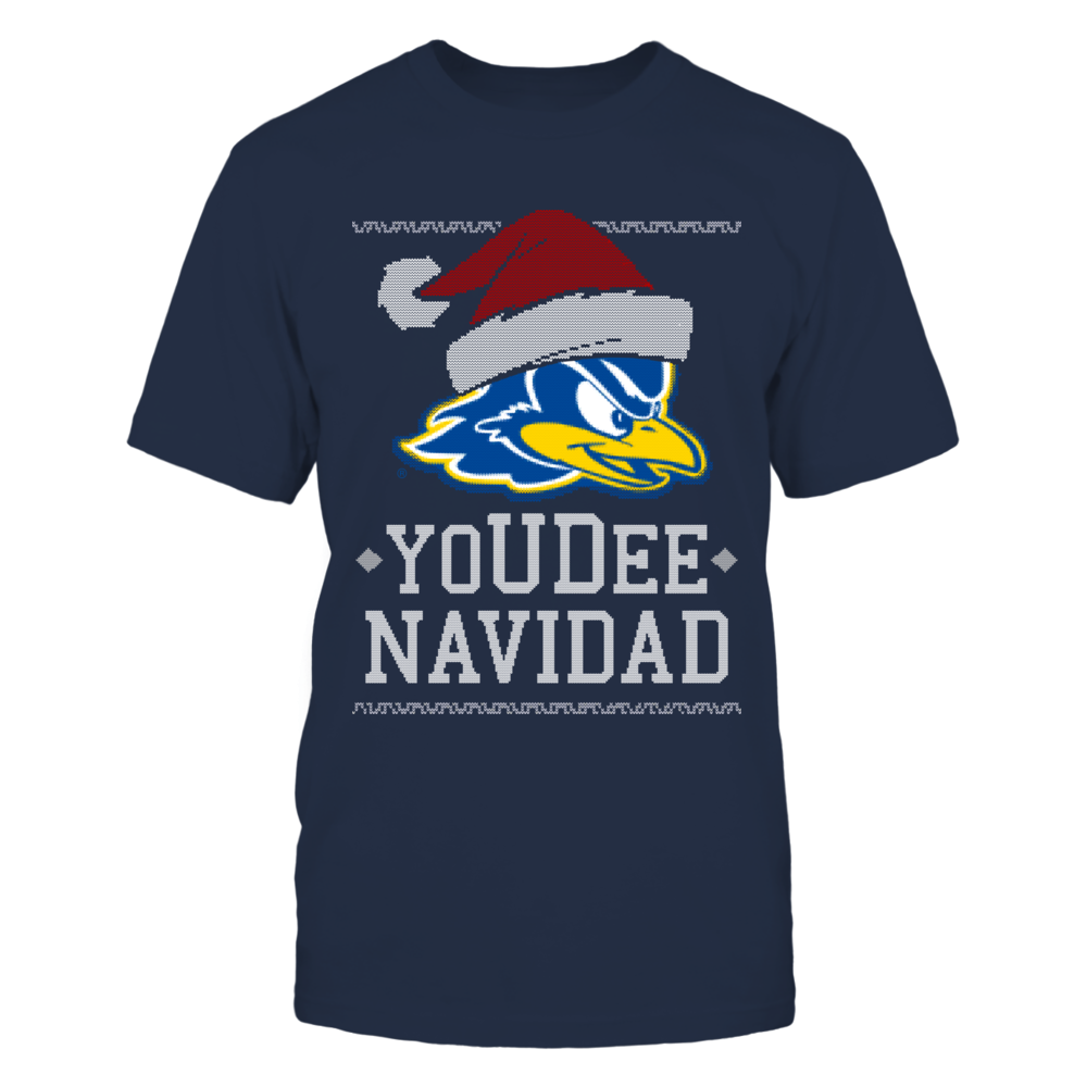 YoUDee Navidad Ugly Holiday Sweater Design Front picture