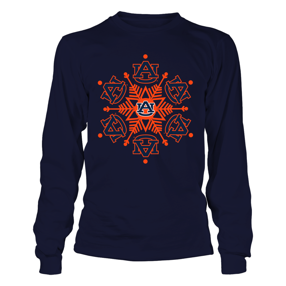 Auburn Tigers - Snowflake Front picture