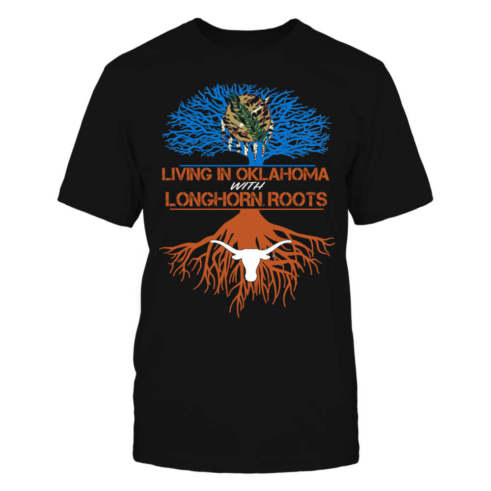 Texas Longhorns - Living Roots Oklahoma Front picture