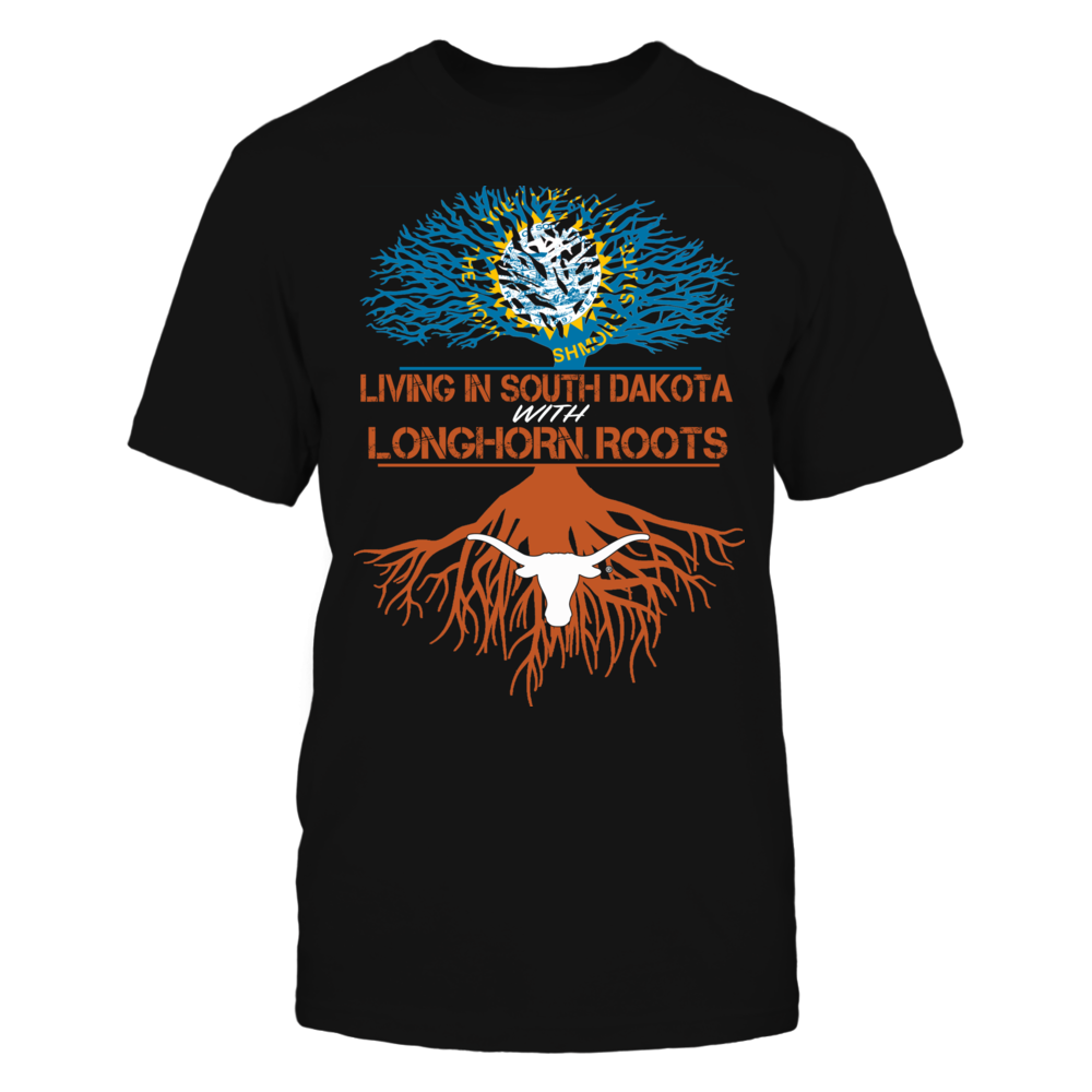 Texas Longhorns - Living Roots South Dakota Front picture