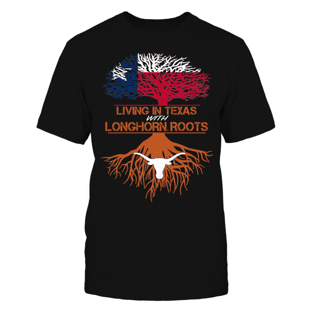 Texas Longhorns - Living Roots Texas Front picture