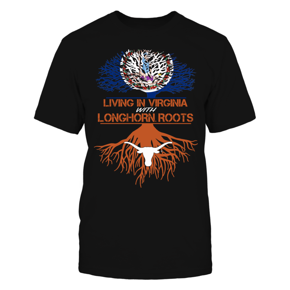 Texas Longhorns - Living Roots Virginia Front picture