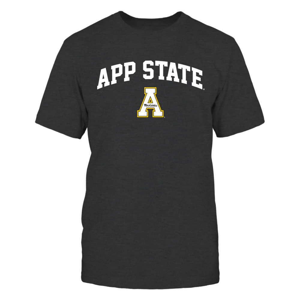 Appalachian State Mountaineers Front picture