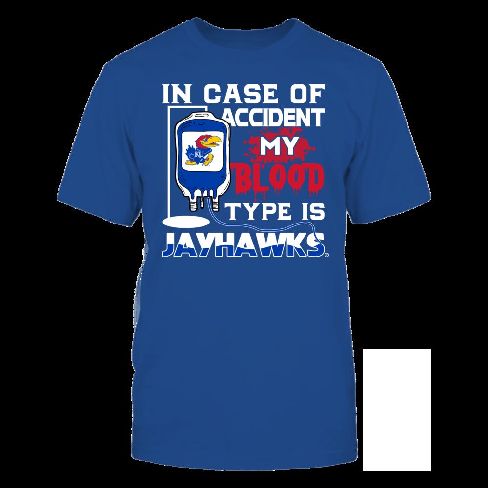 Kansas Jayhawks - Accident Front picture