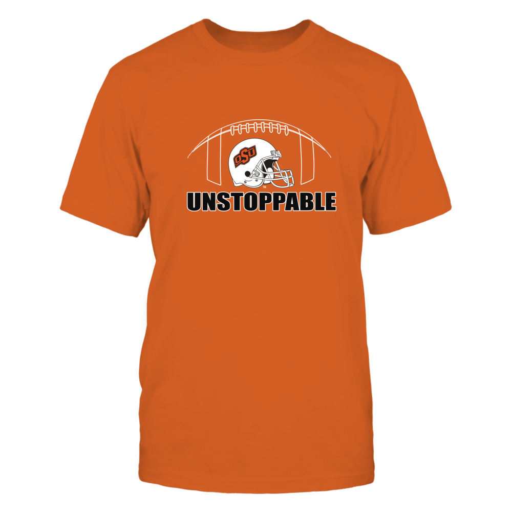 Oklahoma State University Football Shirts Front picture