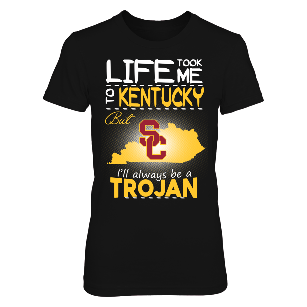 USC Trojans - Life Took Me To Kentucky Front picture