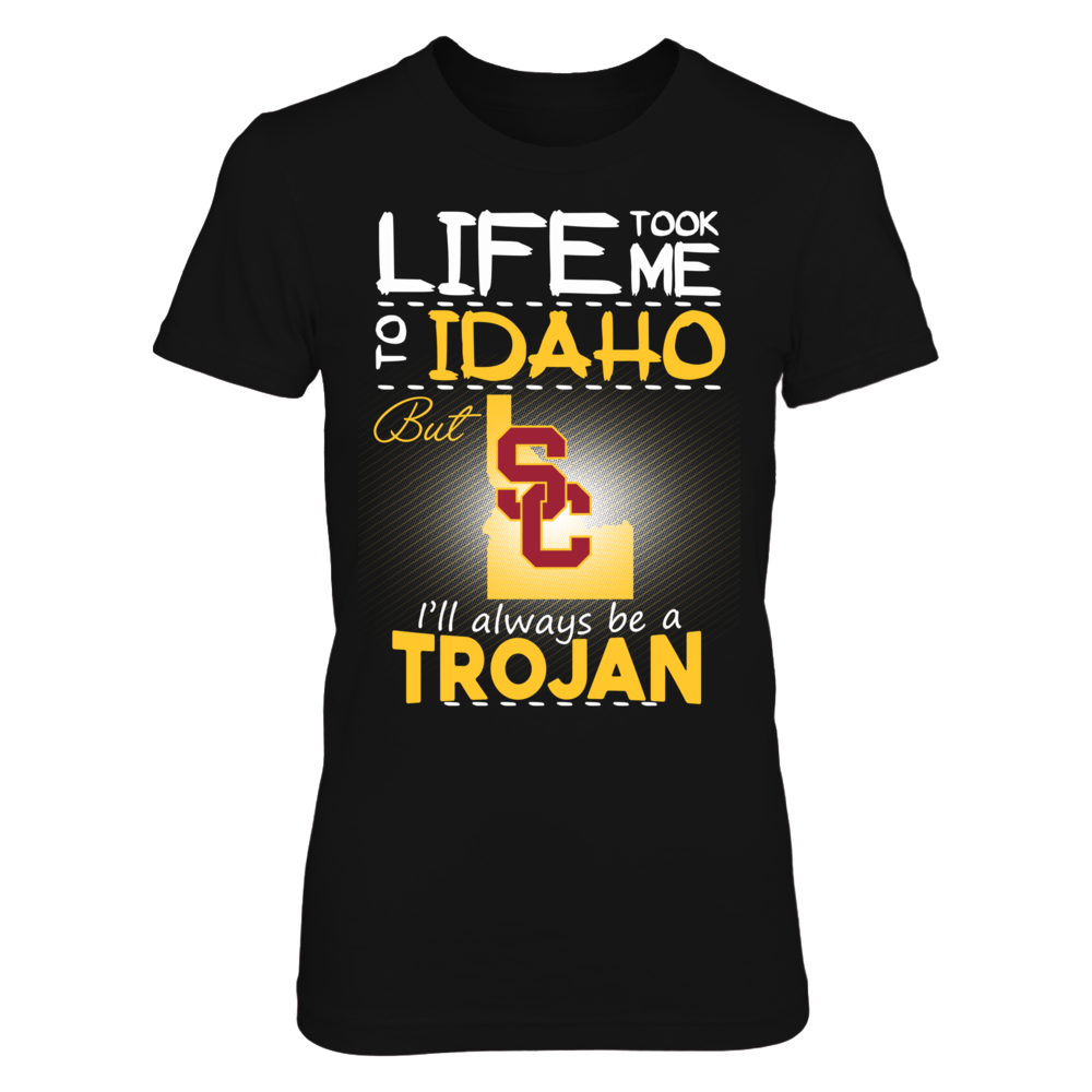 USC Trojans - Life Took Me To Idaho Front picture