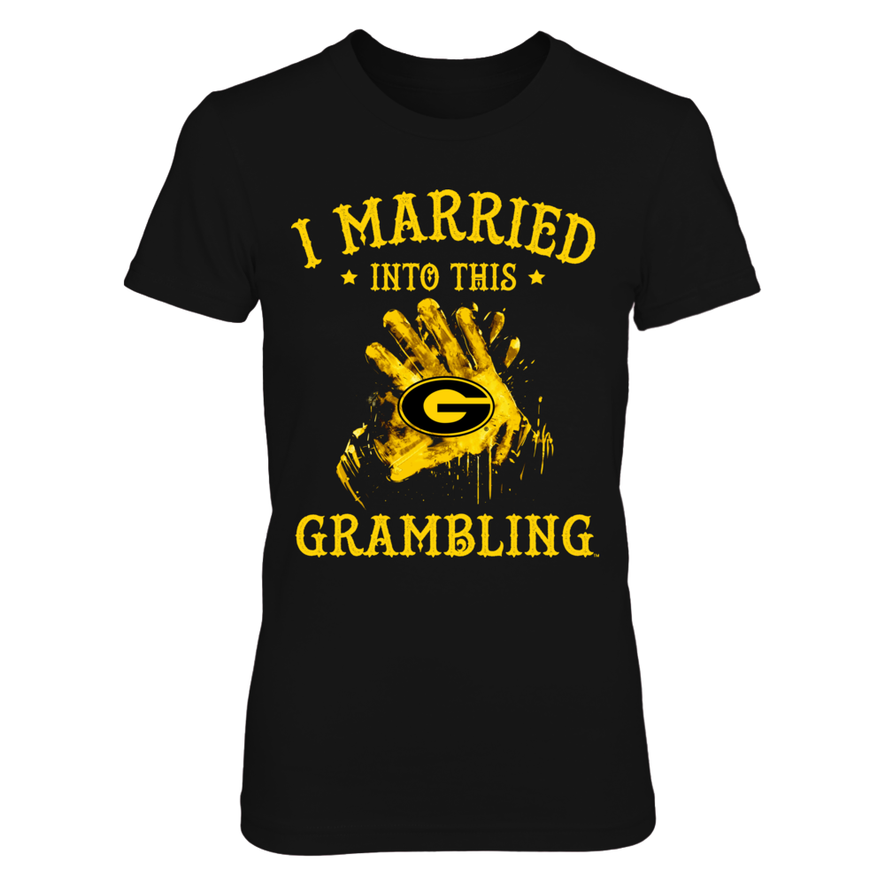Grambling State Tigers - Married into this Grambling Front picture