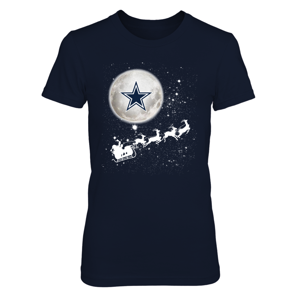 Dallas Cowboys - Football Sleigh Front picture