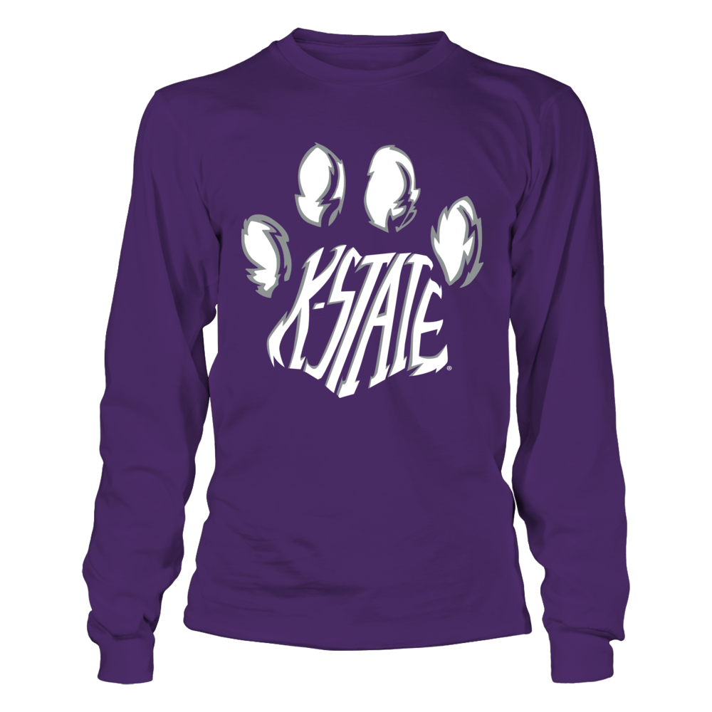 Kansas State Wildcats - Paw Front picture