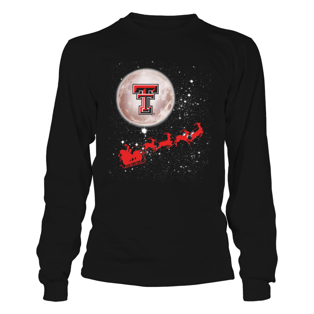Texas Tech Red Raiders - Football Sleigh Front picture