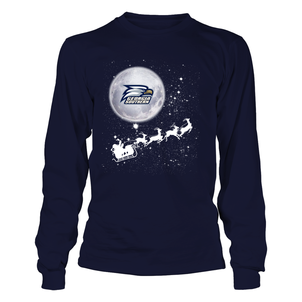 Georgia Southern Eagles - Football Sleigh Front picture