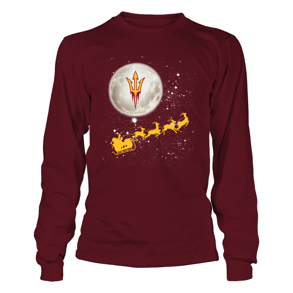 Arizona State Sun Devils - Football Sleigh Front picture