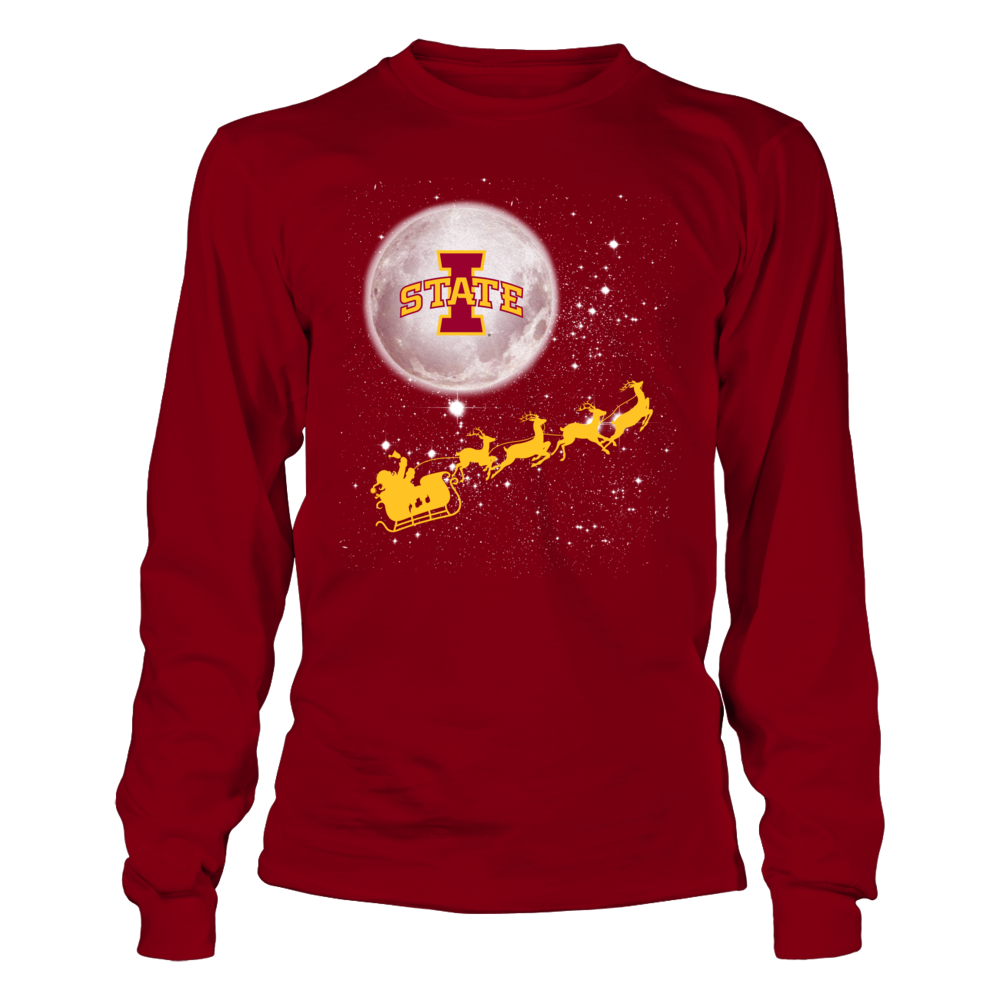Iowa State Cyclones - Football Sleigh Front picture