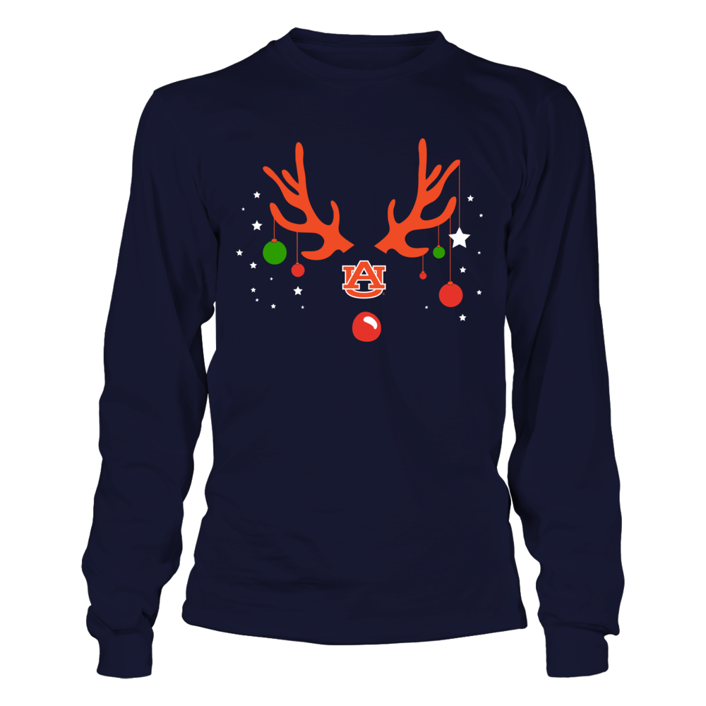 Auburn Tigers - Reindeer Football Front picture