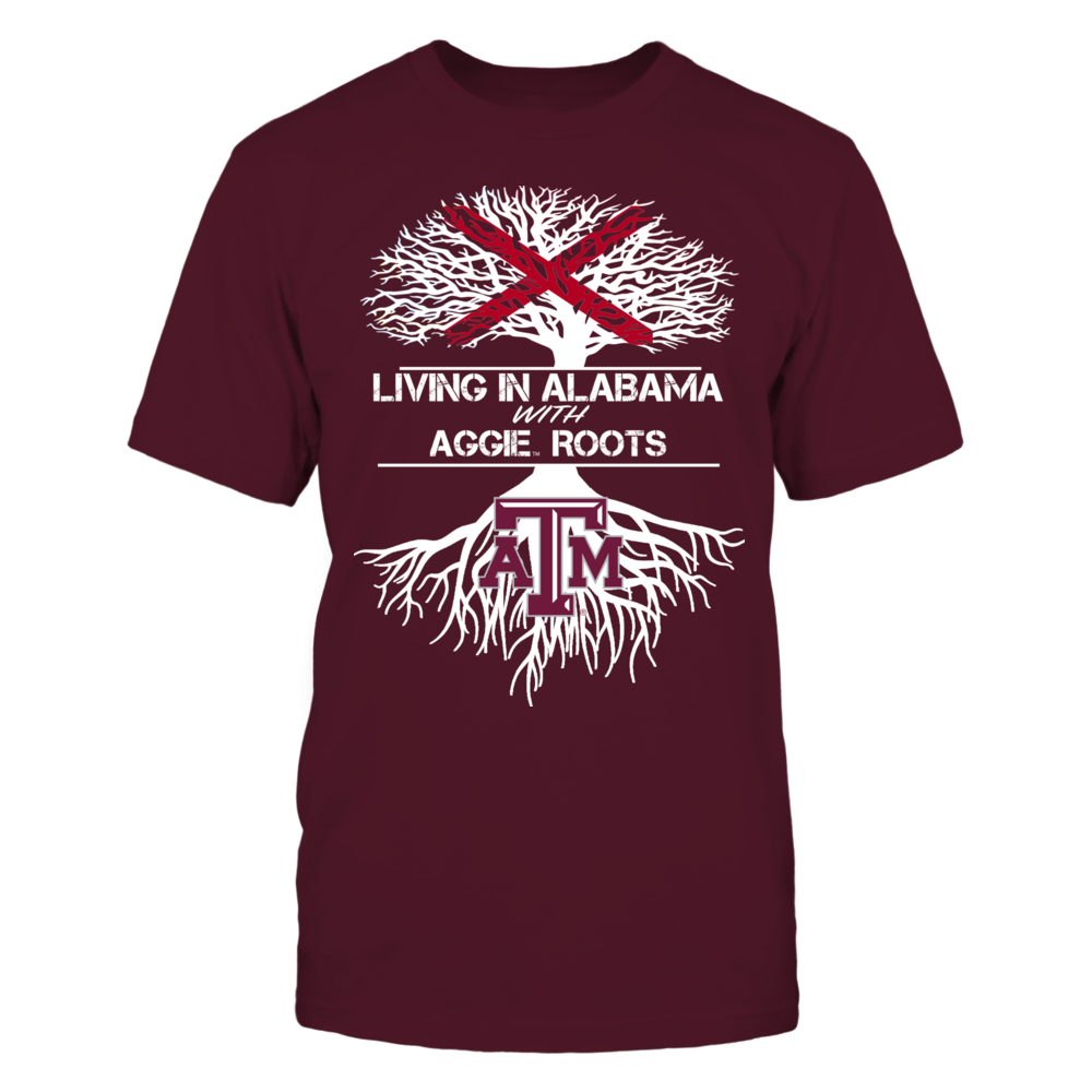Texas A&M Aggies - Living Roots Alabama Front picture