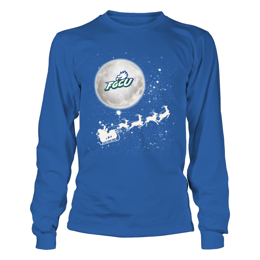 Florida Gulf Coast Eagles - Football Sleigh Front picture