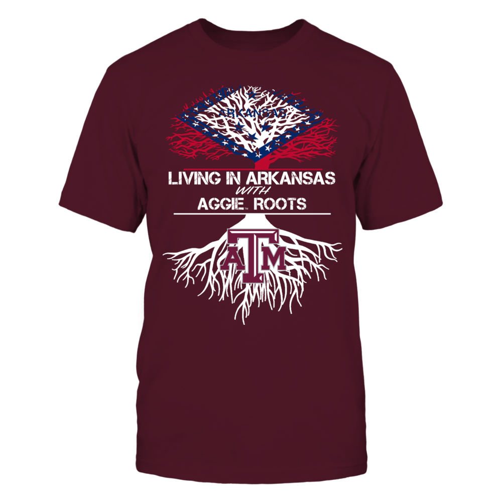 Texas A&M Aggies - Living Roots Arkansas Front picture
