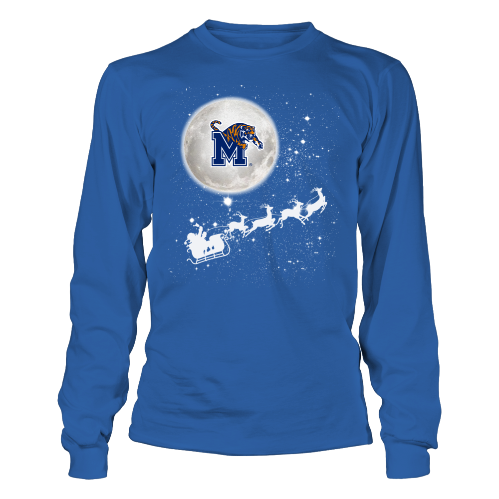 Memphis Tigers - Football Sleigh Front picture