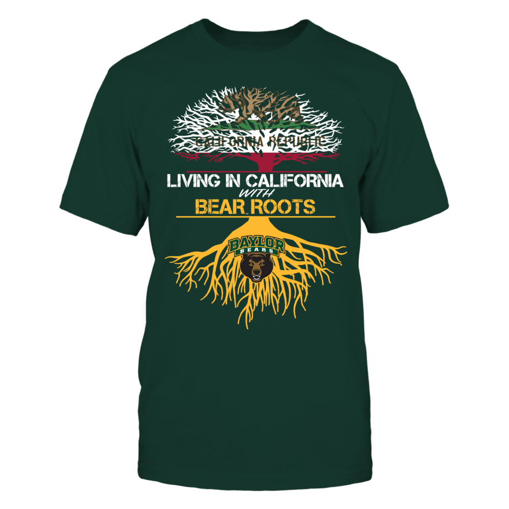 Baylor Bears - Living Roots California Front picture