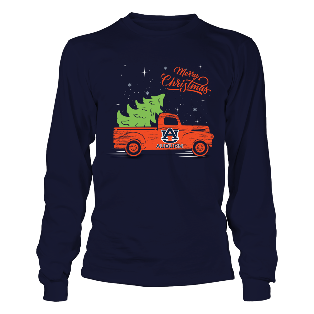 Auburn Tigers - Christmas Truck Front picture