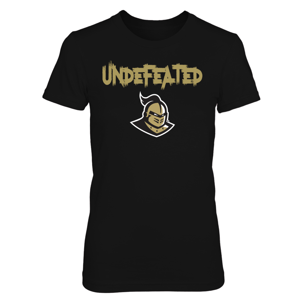 University Of Central Florida UCF - Undefeated Champion T-shirt Front picture