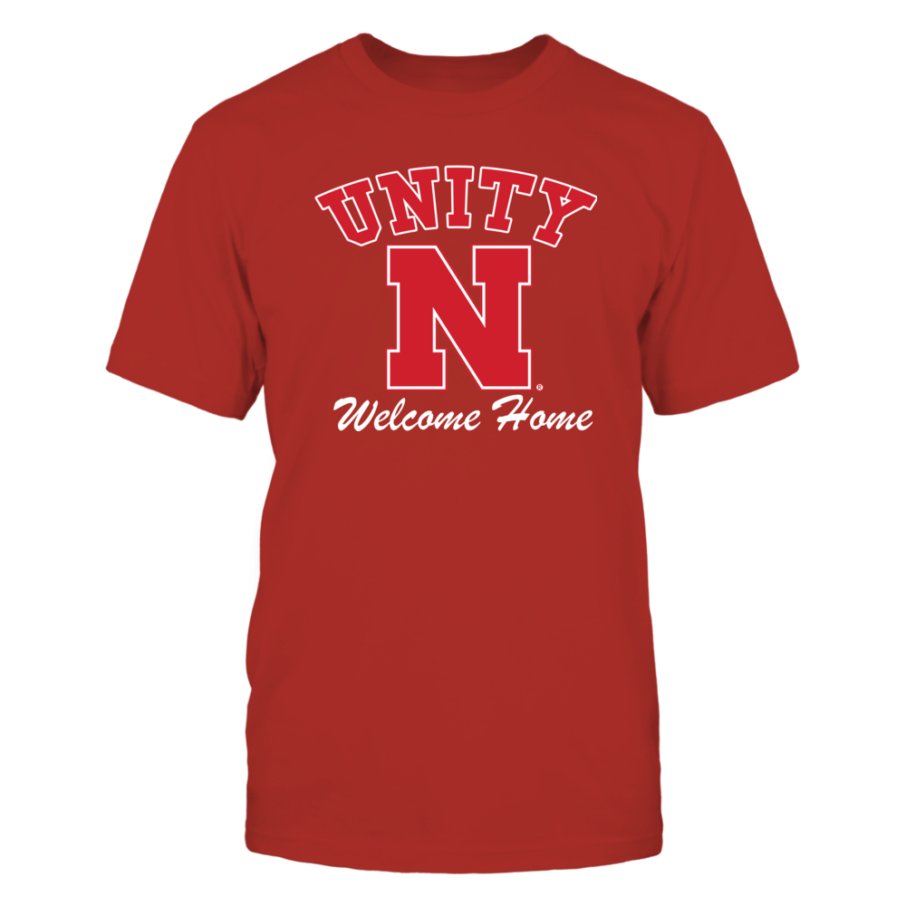 University Nebraska Football - Unity, Welcome Home Front picture