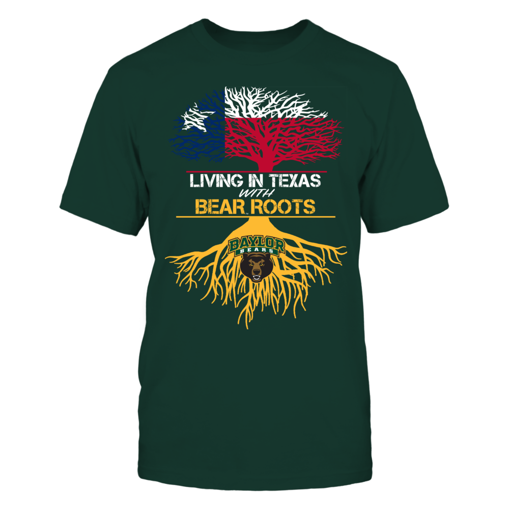 Baylor Bears - Living Roots Texas Front picture