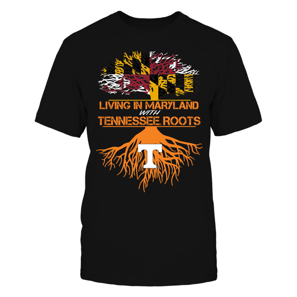 Tennessee Volunteers - Living Roots Maryland Front picture