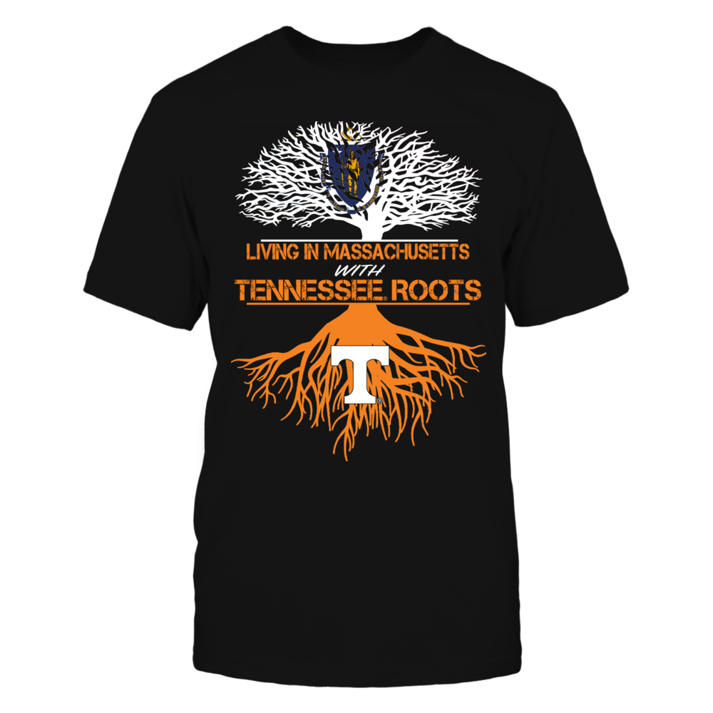 Tennessee Volunteers - Living Roots Massachusetts Front picture