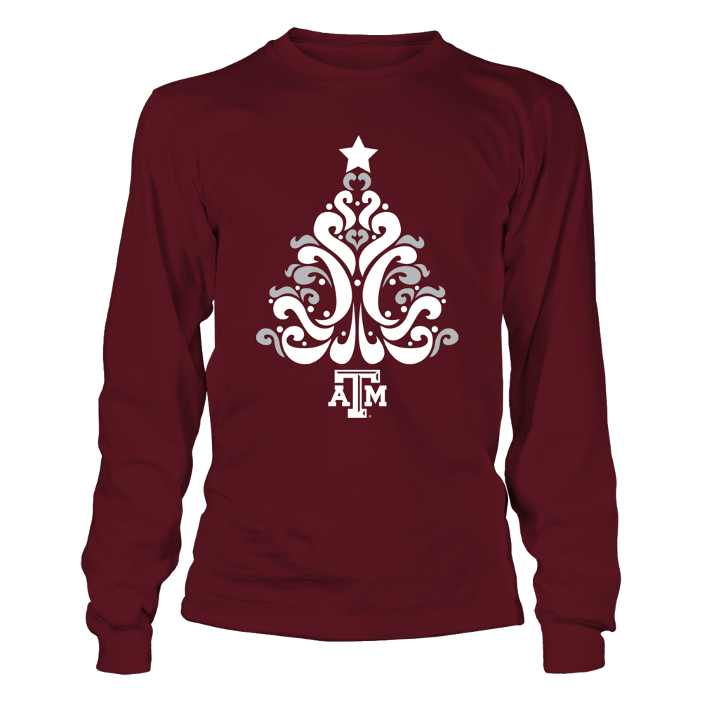 Texas A&M Aggies - Pattern Tree Front picture
