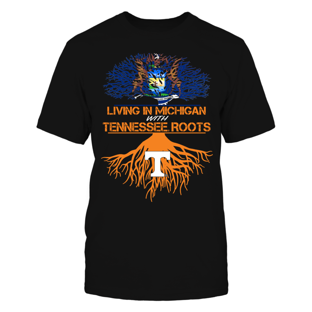 Tennessee Volunteers - Living Roots Michigan Front picture
