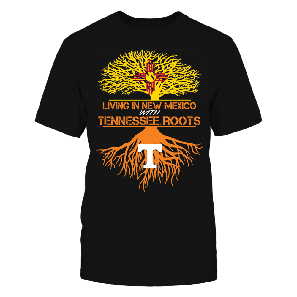 Tennessee Volunteers - Living Roots New Mexico Front picture