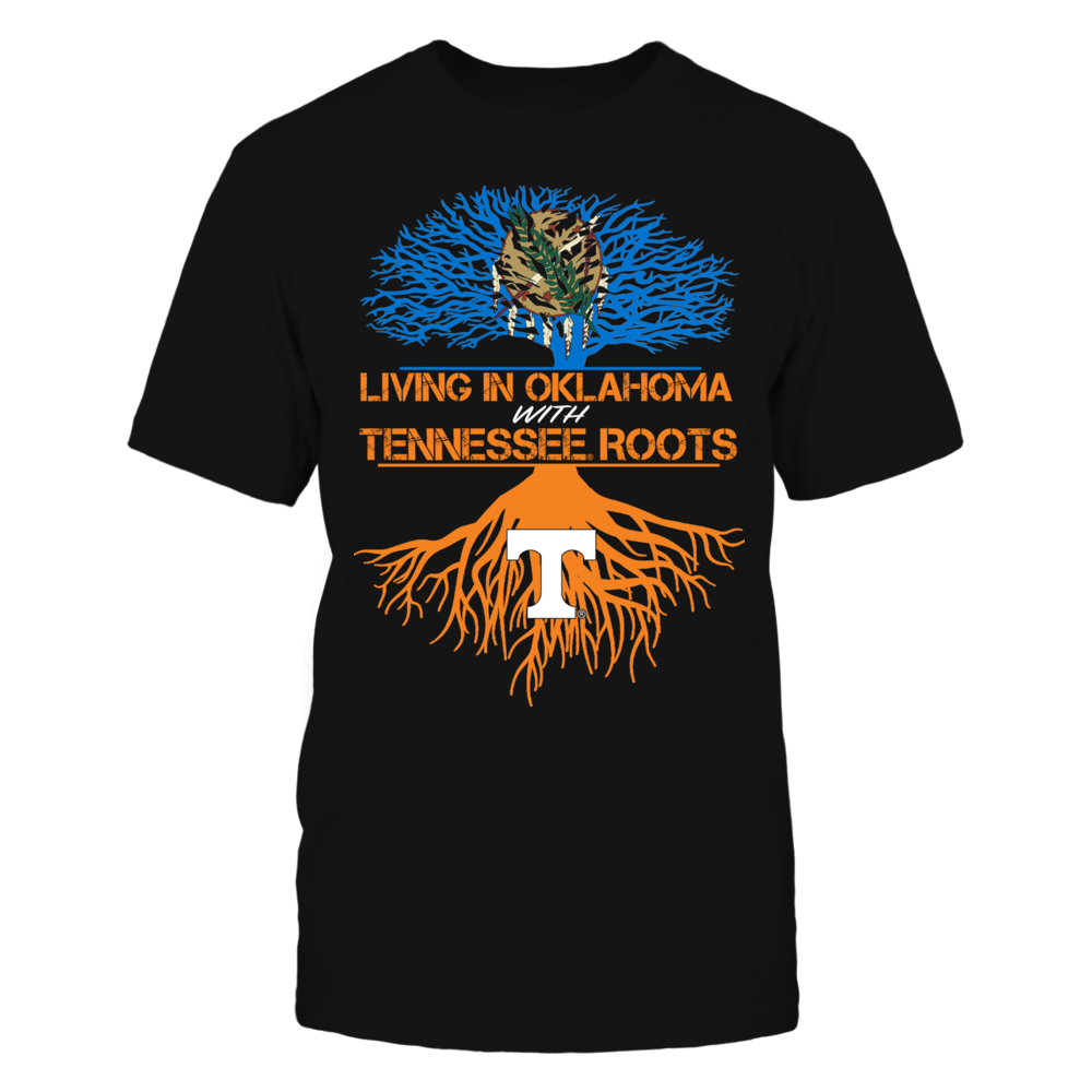 Tennessee Volunteers - Living Roots Oklahoma Front picture