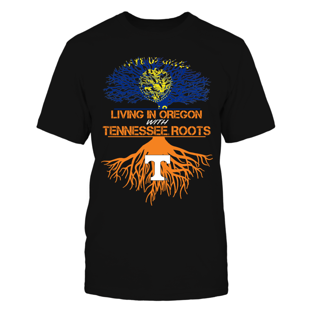 Tennessee Volunteers - Living Roots Oregon Front picture