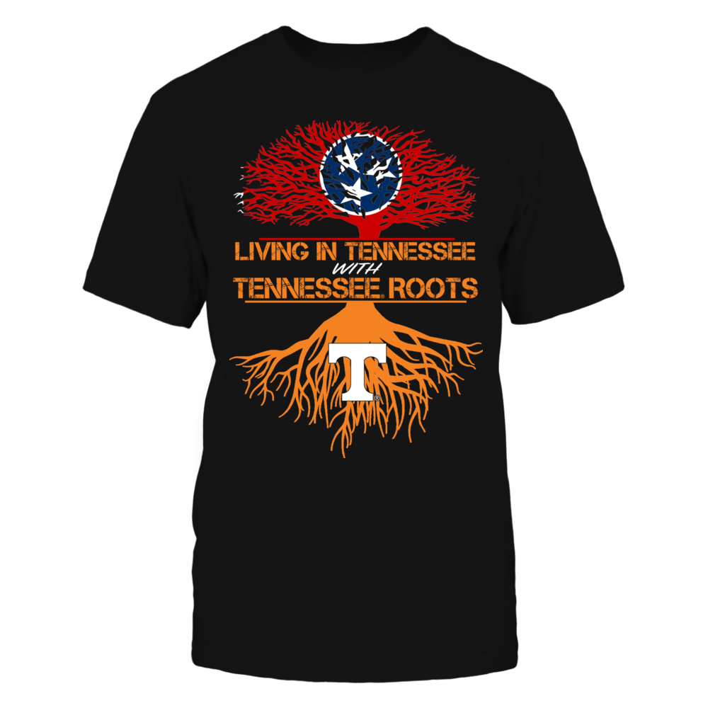 Tennessee Volunteers - Living Roots Tennessee Front picture