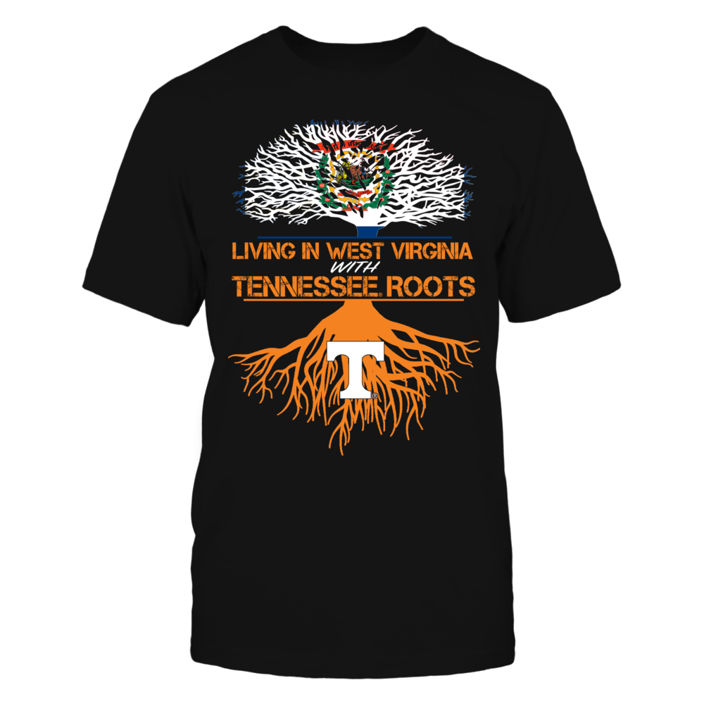 Tennessee Volunteers - Living Roots West Virginia Front picture