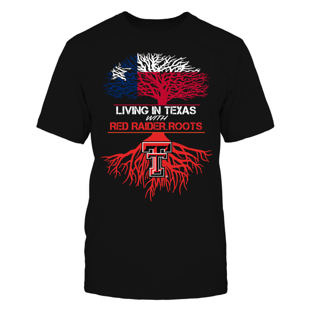 Texas Tech Red Raiders - Living Roots Texas Front picture