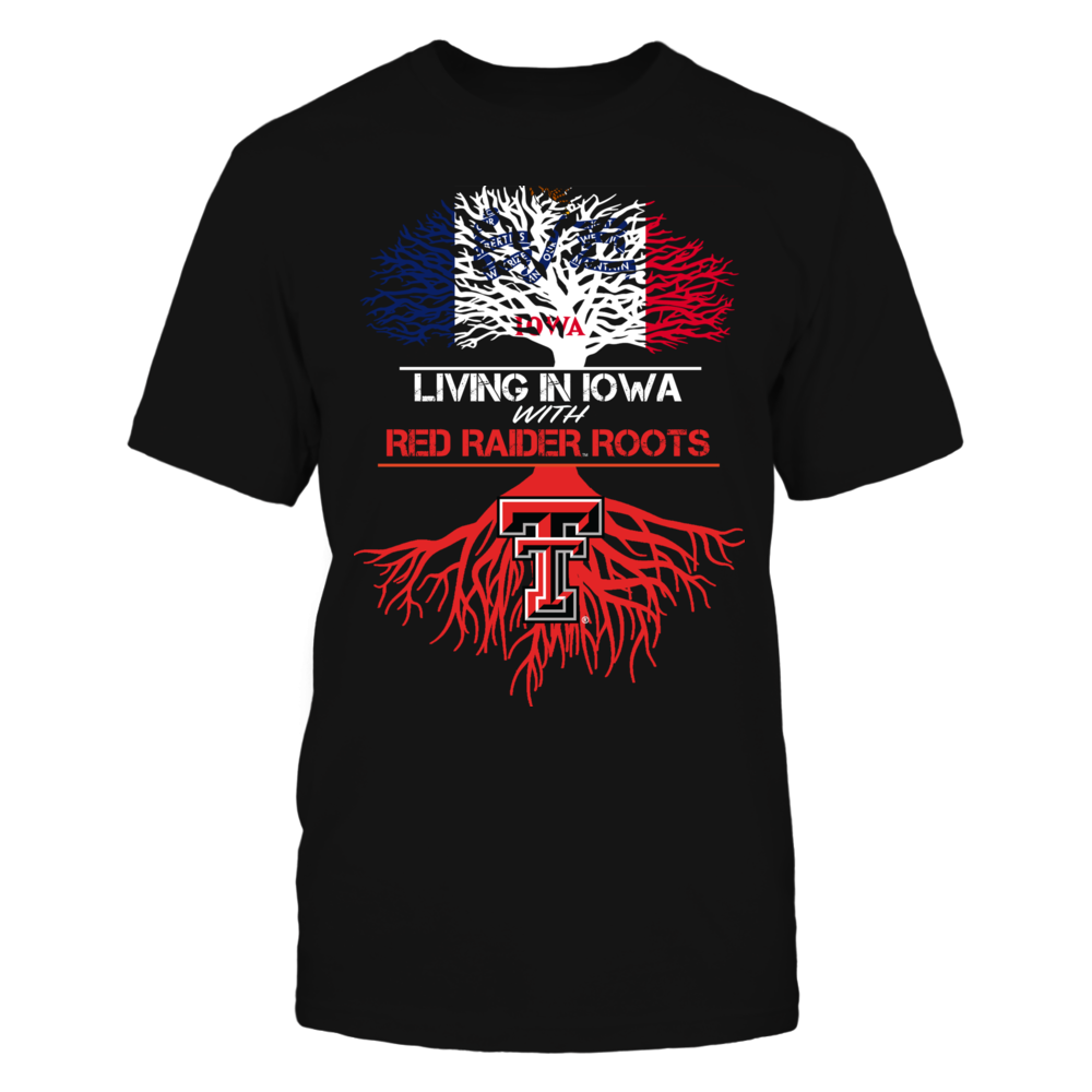Texas Tech Red Raiders - Living Roots Iowa Front picture