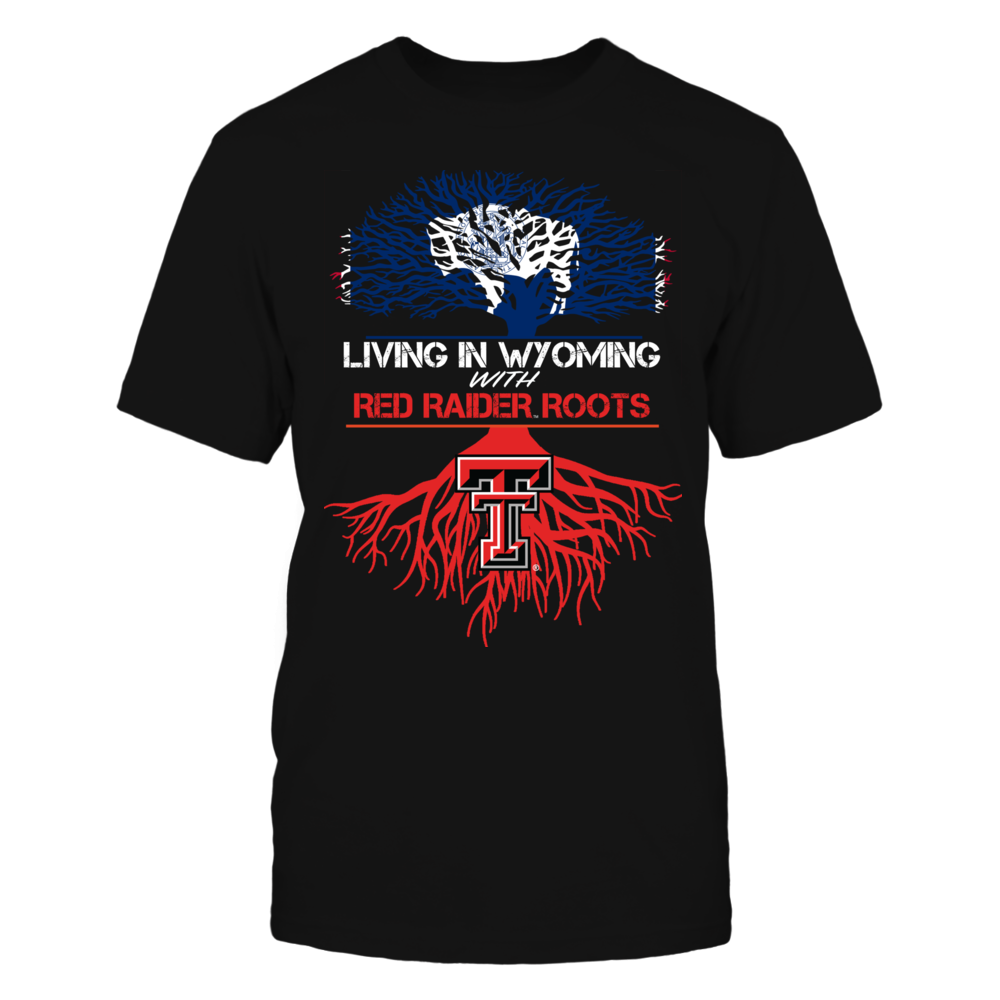 Texas Tech Red Raiders - Living Roots Wyoming Front picture