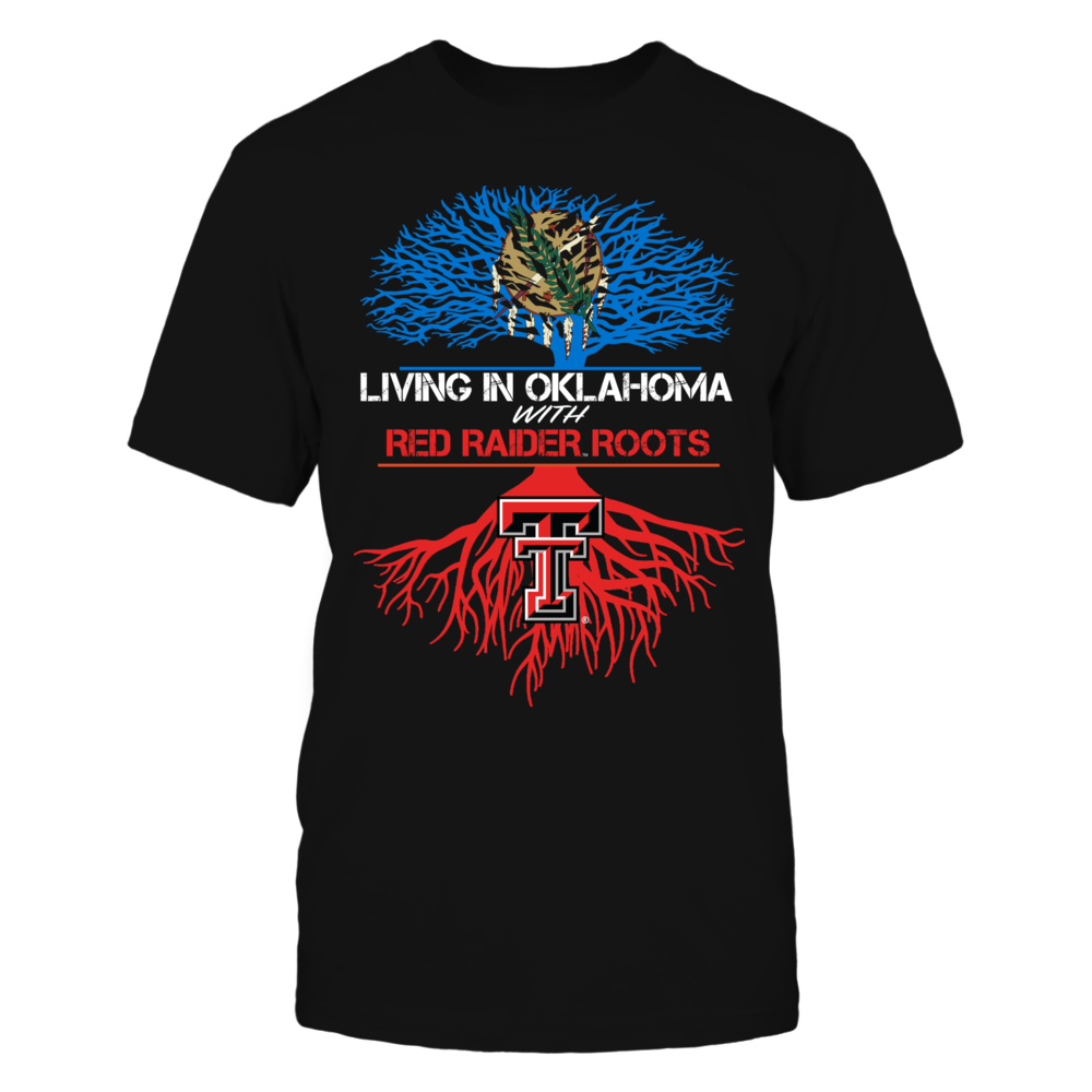 Texas Tech Red Raiders - Living Roots Oklahoma Front picture