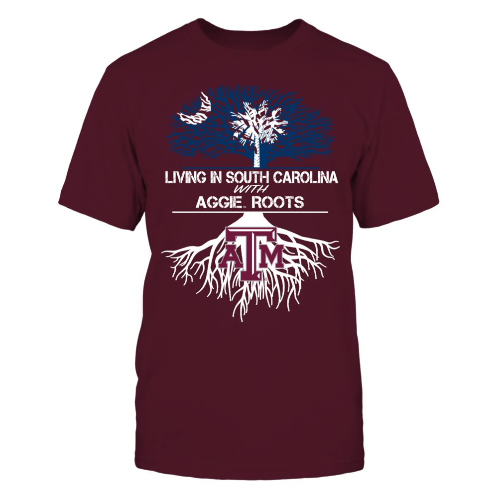 Texas A&M Aggies - Living Roots South Carolina Front picture