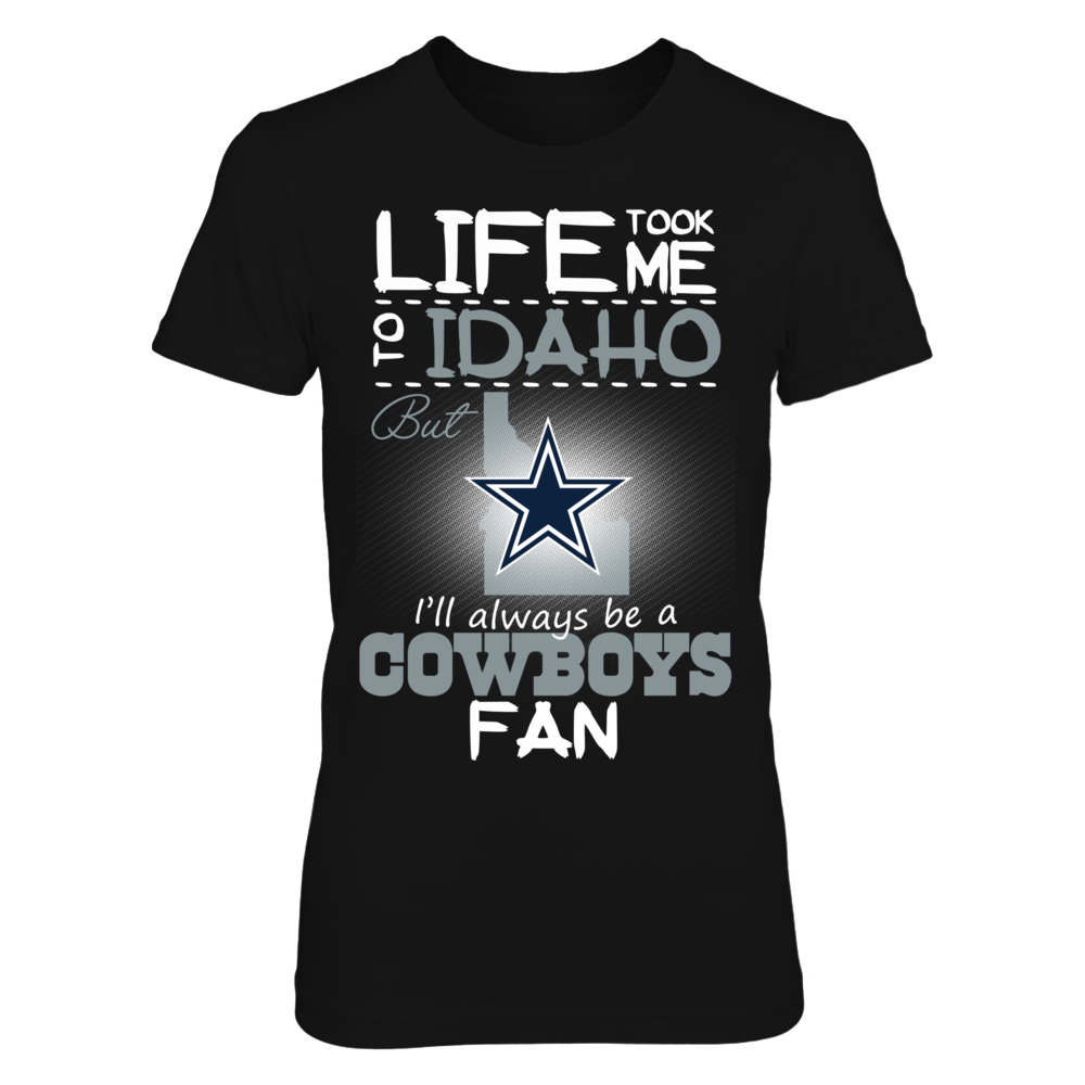 Dallas Cowboys - Life Took Me To Idaho Front picture