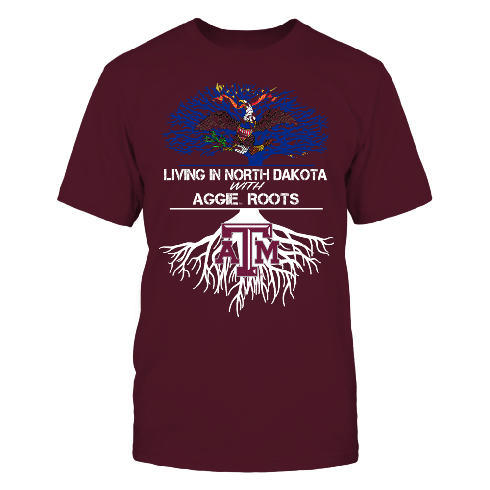 Texas A&M Aggies - Living Roots North Dakota Front picture
