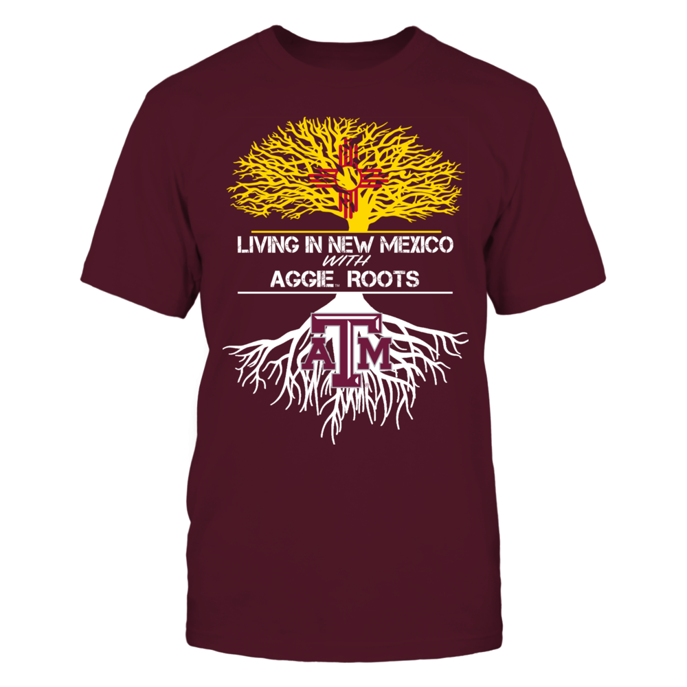 Texas A&M Aggies - Living Roots New Mexico Front picture